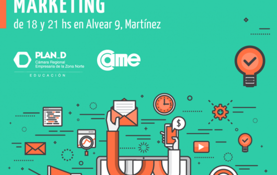 Capacitación 2017- Curso gratuito MARKETING