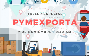 Taller exclusivo en PLAN D: PymExporta